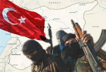 Turkey Support Terrorists