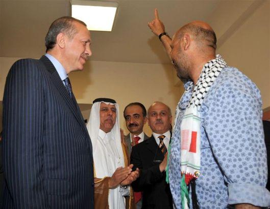 turkeys-prime-minister-recep-tayyip-erdogan-qatars-foreign-minister-ahmed-bin-abdullah-al-mahmoud-and-libyan-irish-activist-mahdi-al-harati-ataturk-hospital-ankara-3-june-2010