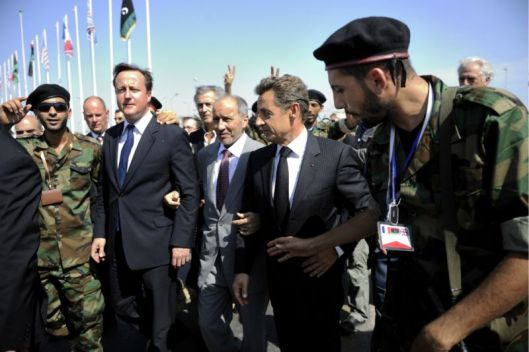 uk-pm-david-cameron-libyas-president-mustafa-abdul-jalil-french-president-nicolas-sarkozy-bernard-henri-levy-and-natos-mercenary-terrorists-tripoli-15-september-2011