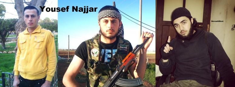 16 Yousef Najjar