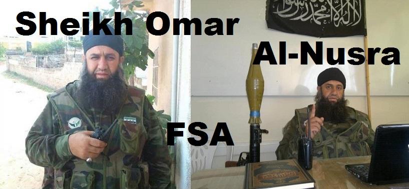 Image result for fSA and al nusra