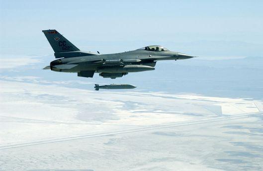 F-16 warplane