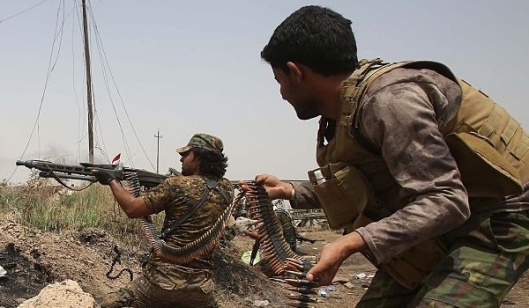 Iraqi Forces Seize US-Supplied Military Equipment