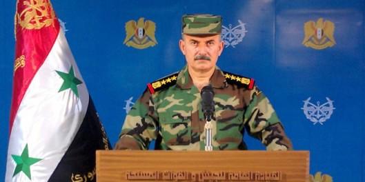 military-spokesman