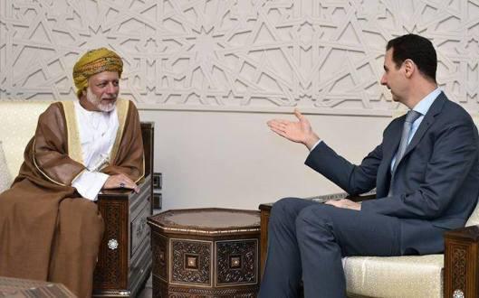 President-al-Assad_Omani-FM-HD-2