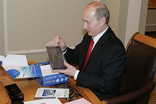 Putin_Glonass_navigator