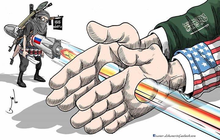 https://syrianfreepress.files.wordpress.com/2015/10/russian-missile-to-isis-terrorists-saudi-usa.jpg