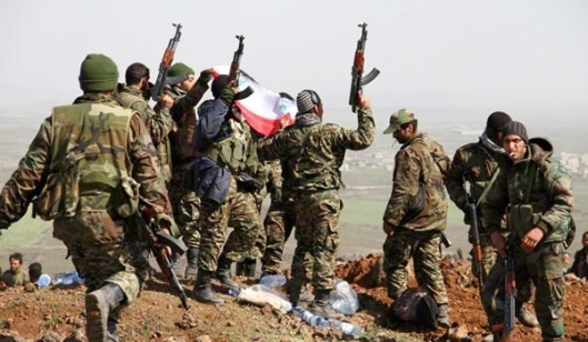 SAA-Hezbollah Win Back Jisr Al-Shughour
