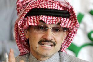 Saudi Prince Abdel Mohsen Bin Walid Bin Abdulaziz Al Saud