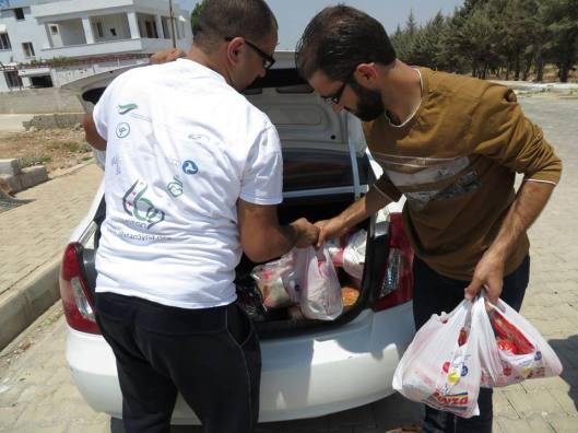 Yassin as Syrian