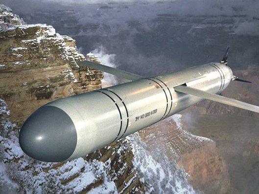 Caliber-cruise-missile