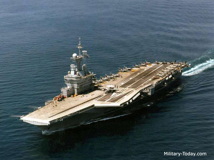 France Sending Aircraft Carrier Back Into Fight Against Isis