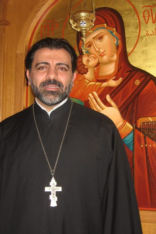 Father Theodoros Daoud