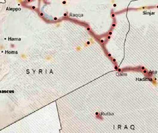 ISIS and Crude Oil Exports-529