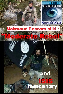 "Photo Proof ~ Identifying the ""FSA"" terrorists"