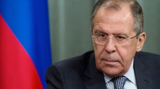 Russian Foreign Affairs Minister Sergei Lavrov. © Iliya Pitalev / Sputnik