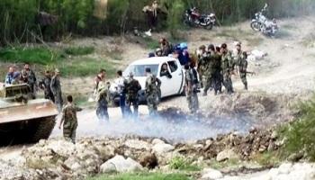 Syrian army, popular forces liberate areas near Syria-Turkey border