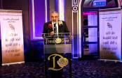 Syrian Information Minister Omran al-Zoubi honors journalists (15)