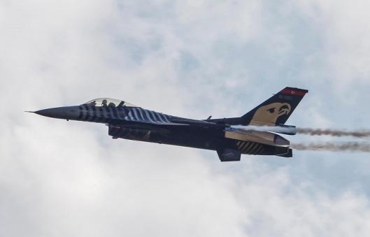 Turkey-F-16
