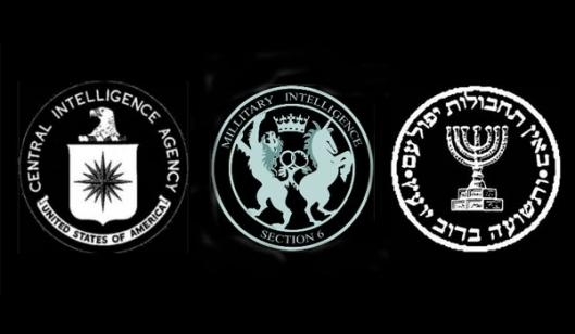 CIA-MI6-Mossad