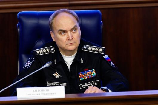 Deputy Defence Ministry Anatoly Antonov-1