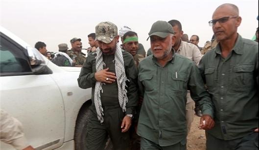 Iraqi Top Commander