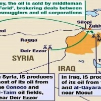 Israel the Main Broker of Oil Stolen By Daesh in Iraq and Syria ~ [Reports]