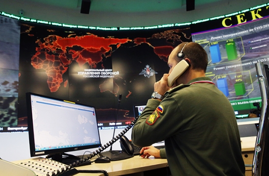 National Defense Control Center of the Russian Federation-TASS