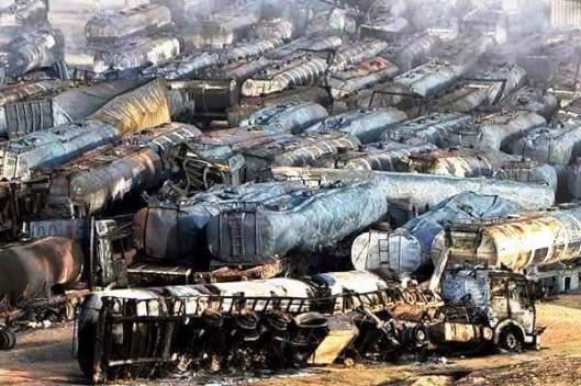 oil-tanker-trucks-destroyed-by-putin