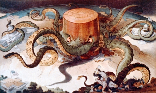 Rockefellers-Octopus