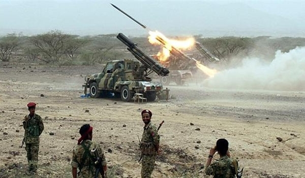 Yemeni forces kill 50 Saudi troops in missile attack