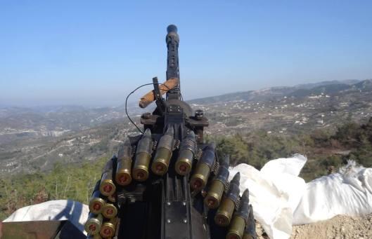 Syrian Arab Army control Nuba Mountains-North-Lattakia-4