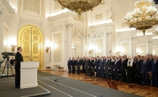 Vladimir Putin delivers his annual Presidential Address to the Federal Assembly-3