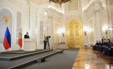 Vladimir Putin delivers his annual Presidential Address to the Federal Assembly-4