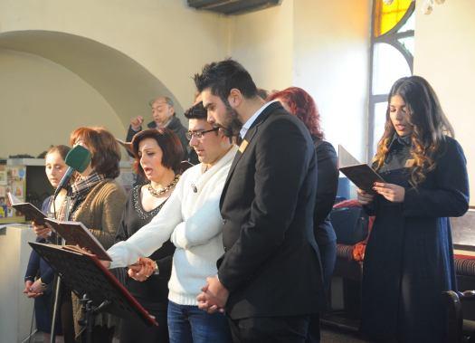 Armenian Orthodox Christians 20160107-13