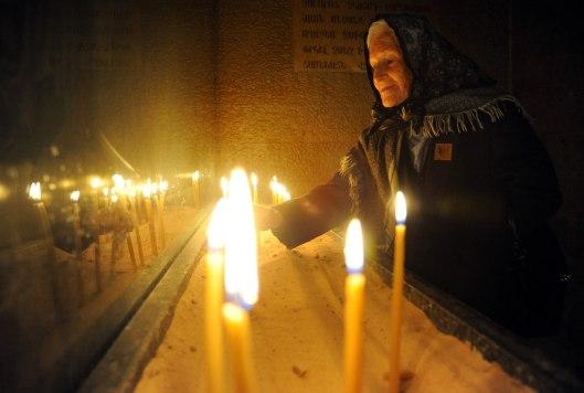 Armenian Orthodox Christians 20160107-17