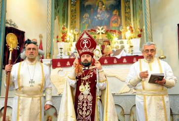 Armenian Orthodox Christians 20160107-19