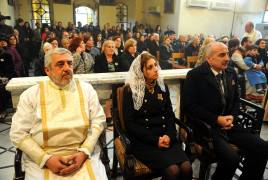 Armenian Orthodox Christians 20160107-6