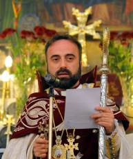 Armenian Orthodox Christians 20160107-7