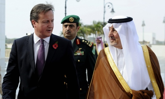 Britain War Crimes Over Saudi Arms Sales