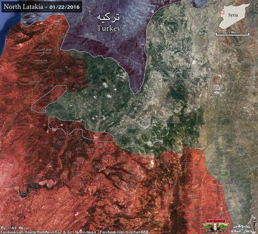 North Latakia 22jan2016
