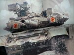 T-90 tanks to the Syrian Army