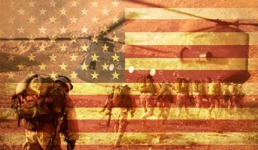 US Heliborne Operation
