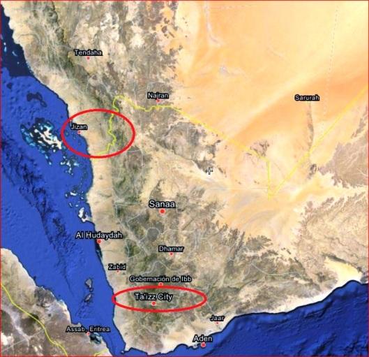 yemen-taizz-to-saudi-jizan-encircled