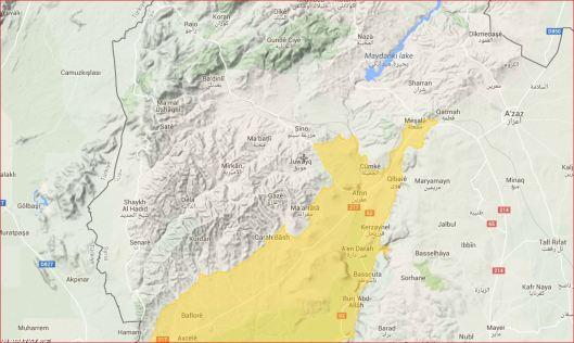 Afrin-valley