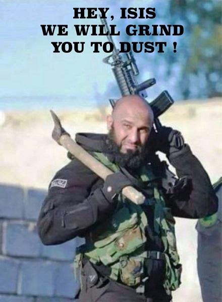 Al-Hashd Al-Shaabi militant-440x600