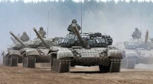 Armata t-14 tanks