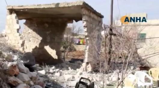 Civilians killed by Turkey shells Kurdish