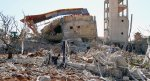 hospital in Idlib province by the Doctors Without Borders