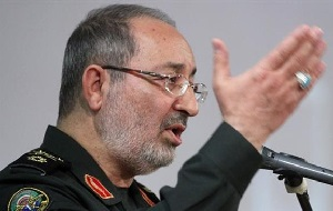 Iran Armed Forces Brigadier General Massoud Jazayeri-300